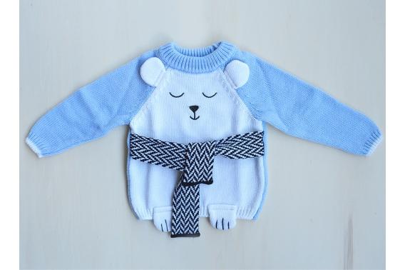 Jersey Blue Bear