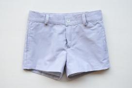 Pantalón cortito niño beig
