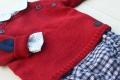 Jersey rojo ranglan