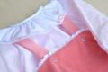 Body rosa bebé
