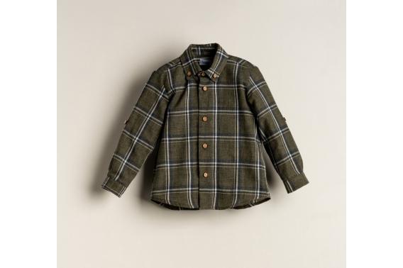 Camisa Escocia