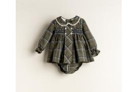 Vestido nidos Escocia